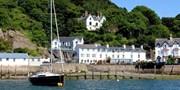 £99 -- Wales: 2-Night Coastal Escape w/Breakfast, 50% Off