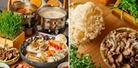 """¥498 -- 寒冬就要吃火锅!C Gourmet 双人豪华海鲜暖锅 澳牛+鲍+龙虾+""""活体""""蔬菜菌菇 3种秘制汤底可选"""