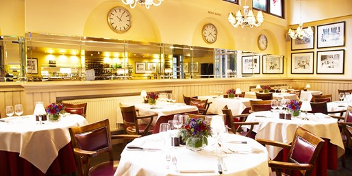 £49 -- 3-Course Meal & Cocktails for 2 in the City, Was £96