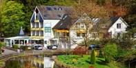 69 € -- Vulkaneifel: Genussauszeit mit Menüs & Kuchen, -46%