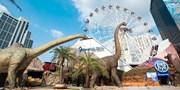 $1,999 起 -- 曼谷 3 天泰航套票 早去晚返歎新酒店 送恐龍樂園門票