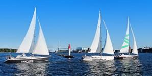 ab 12 € -- Segeltörns ab Stralsund, bis 40% sparen