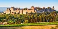 Dsd 69€ -- Escapada a ciudad medieval de Carcassonne, -36%