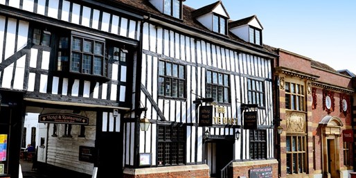 £29 -- Steak Meal & Prosecco for 2 at St Albans Inn, 50% Off