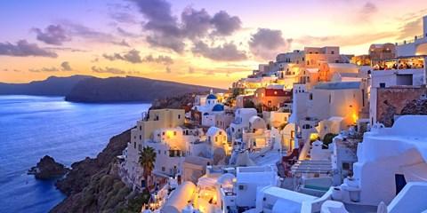 $11,899 起 -- 尋找浪漫之最 希臘 7 晚自由團 慢遊聖托里尼藍頂白屋