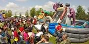 $13 -- PumpkinFest: Unlimited Child Ride Pass, Half Off