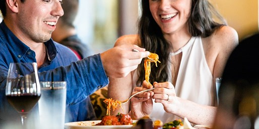 $29 -- Pinstripes: $50 Food & Drink Credit at 4 Locations