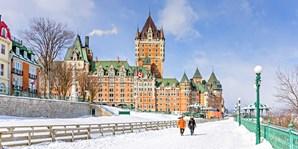$159 -- Gourmet Getaway in Old Quebec, Reg. $274