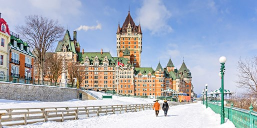 $159 -- Gourmet Getaway in Old Quebec, Reg. $274