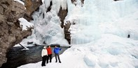 $89 -- Grotto or Johnston Canyon Ice Walk for 2, Reg. $142
