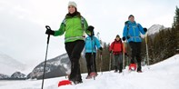 $89 -- Snow Shoeing for 2 at Marble Canyon or Paint Pots