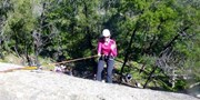 $35 -- 2-Hour Abseiling or Rock Climbing Adventure, 65% Off
