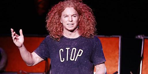 $39 -- 'Best Comedian' Carrot Top at Luxor, Reg. $65