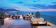 ¥894 -- 坐拥青岛最美沙滩!凯悦酒店海景房 含自助午/晚餐 限量升行政楼层 周末节假不涨
