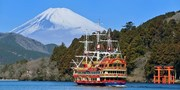 $730 起 -- 遊富士山五合目 箱根蘆之湖 任食長腳蟹 東京出發一天團