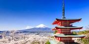$3299 -- Explore Japan from Osaka to Tokyo, Save $1300
