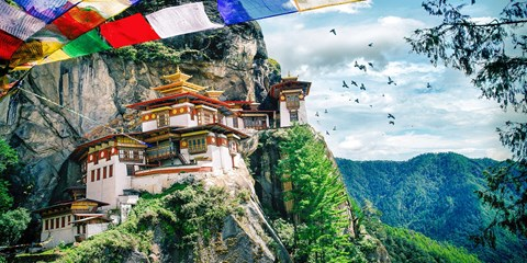 $5988 -- 17-Day Tour of 'Untouched' Bhutan inc Flights