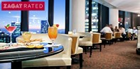 Revolving BonaVista Lounge: 34th-Floor Drinks & Apps