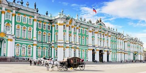 Dsd 875€ -- Gran viaje a Moscú y San Petersburgo, -52%