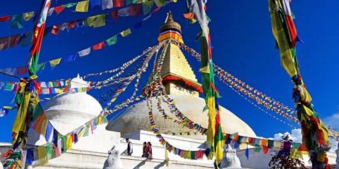 Dsd 1345€ -- Gran viaje a India y Nepal con visitas, -40%