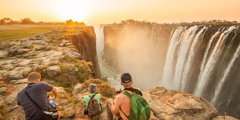 Dsd 1785€ -- Viaje 11 días a Sudáfrica y Cataratas Victoria