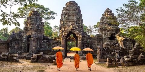2751€ -- Gran tour de Indochina en 26 días, antes 4800€
