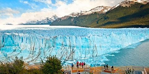 Dsd 2880€ -- Argentina: 17 días de Patagonia a Iguazú, -995€