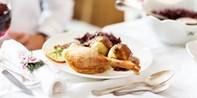 25 € -- Stimmungsvolles Weihnachtsbuffet mit Glühwein, -31%