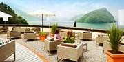 149 € -- Schweiz: Auszeit mit Dinner direkt am See, -44%
