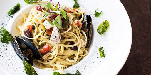 $39 -- South Yarra: Italian Dining & Wine for 2, 54% Off