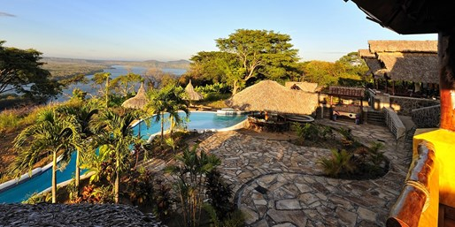 $179 -- Remote Nicaragua Ecolodge w/Meals for 2, Save 40%