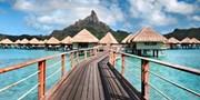 $3825 -- Luxe Bora Bora Overwater Bungalow w/Air