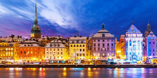 $158* & up -- Nonstop Fares to Scandinavia, One Way