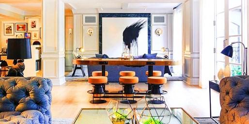 $129 -- Savannah: Fresh, Elegant Kimpton Hotel, 35% Off