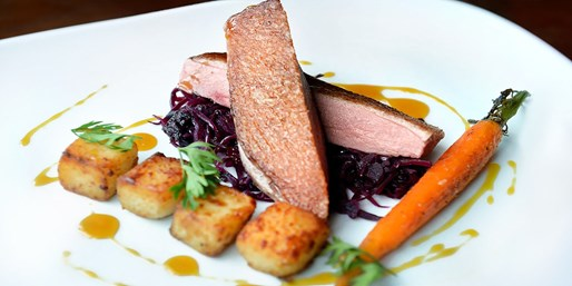 £29 -- Award-Winning Meal for 2 in Worcestershire, 42% Off