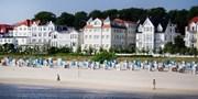 199 € -- 5 Tage Ostseeluft auf Usedom schnuppern, -100 €