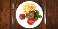 £25 -- Steak Meal & Bottle of Wine for 2 at City Gastropub