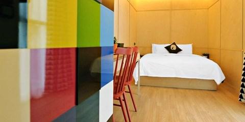 $2,599 起 -- 首爾 5 天套票 住型格韓味 Designer Hotel 凌晨去晚返