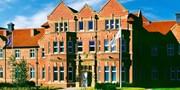 £69 -- Cheshire Mansion Stay w/Breakfast & Wine