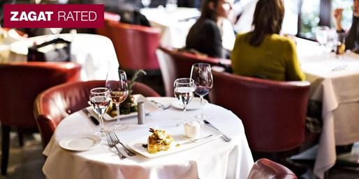 $50 -- Zagat-Pick Alfredo 100: 'Classic' Italian Dining