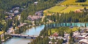 $139 -- Banff 2-Night Retreat w/$25 Dining Credit & Parking