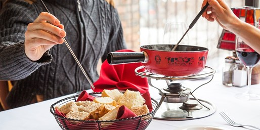 $79 -- Banff Fondue & Wine Dinner for 2, Save 40%