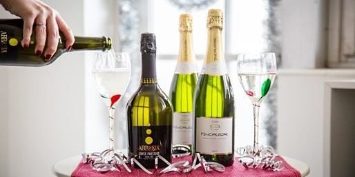 4 Bottles of Bubbly or $59 for 6 Reds/Whites; Free Shipping
