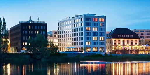 139 € -- Bodensee-Tage mit Menü & Blick aufs Wasser, -40%