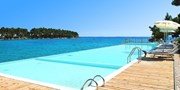 £77 -- Croatia: Half-Board Seafront Stay nr Zadar, 51% Off
