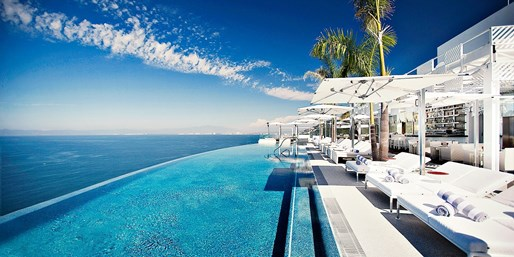 $245 -- Puerto Vallarta Luxury Resort w/Extras, Save 45%