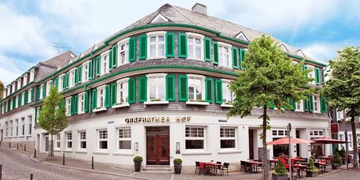 89 € -- Bergisches Land: 3 Tage im 4,5*-Hotel mit Menü, -46%