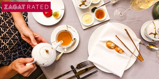 Last Chance: Waldorf Astoria Afternoon Tea for 2