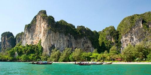 765 € -- Thailand: 9 Tage Inselhüpfen ab Bangkok, -135 €