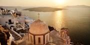 ab 1499 € -- 15 Tage Yacht-Segeltour von Athen bis Santorini